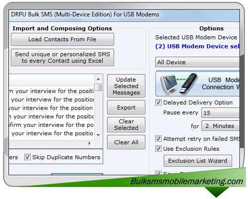 Windows 7 SMS Marketing Software 8.2.1.0 full